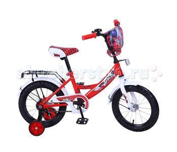 Велосипед двухколесный  Lady Bug 14 Mustang
