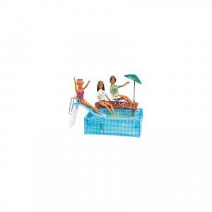 Набор мебели для кукол Вечеринка в бассейне, DollyToy