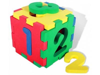 Кубик-цифры Бомик