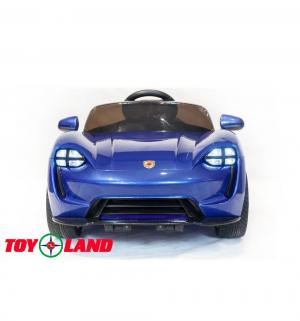 Электромобиль  Porsche Sport QLS 8988, цвет: синий Toyland