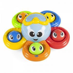 Игрушка для ванны Осьминог Билли Chicco