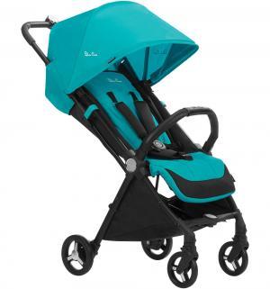 Прогулочная коляска  Jet Bluebird, цвет: светло-бежевый/темно-бежевый Silver Cross