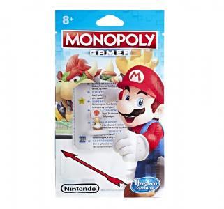 Настольная игра  Монополия Геймер. Дополнительные герои Грибочек Monopoly