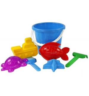 Игровой набор для песка  Морской №2 Альтернатива