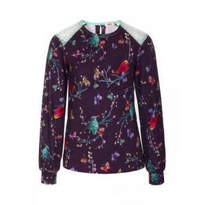 Блузка для девочки WKJR27004MS12 M&D