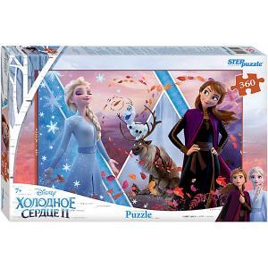 Пазл Disney Холодное сердце-2, 360 элементов Степ