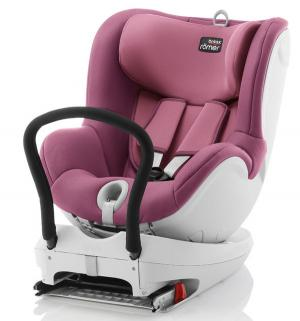 Автокресло  Dualfix, цвет: wine rose Britax Romer