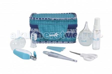 Набор аксессуаров по уходу за малышом в футляре (9 предметов) Safety 1st