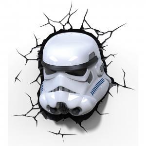 Пробивной 3D светильник Штурмовик, Звёздные Войны Детское время