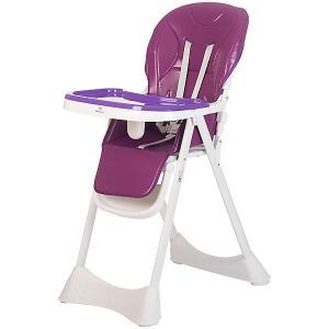 Стульчик для кормления  Muffin, фиолетовый Baby Hit. Цвет: фиолетовый