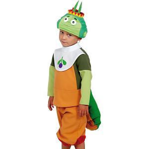 Карнавальный костюм Лунтик Вупсень Карнавалофф. Цвет: разноцветный