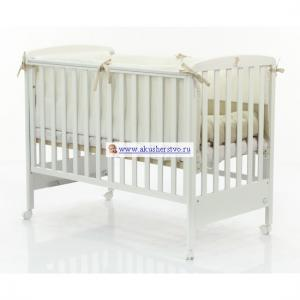 Детская кроватка  Anna 120х60 Bambolina