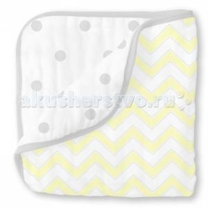 Одеяло  Luxe Muslin Pale SwaddleDesigns