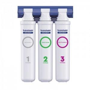 Фильтр для воды проточный Эксперт Жесткость 3 ступени Барьер