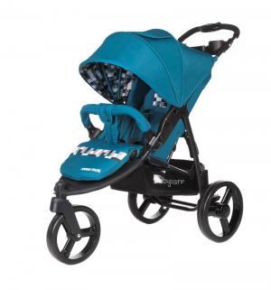 Прогулочная коляска BabyCare Jogger Cruze, цвет: blue 17 Baby Care