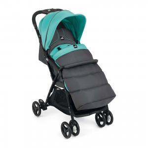Прогулочная коляска  Curvi, серо-бирюзовая CAM. Цвет: бирюзовый