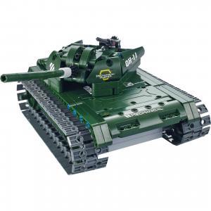 Конструктор электромеханический Tank, 453 детали, QiHui