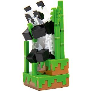Фигурка  Adventure figures Panda 4 серия, 10 см Minecraft. Цвет: weiß/beige