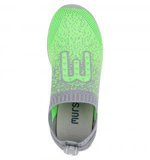 Кроссовки , цвет: зеленый/серый Mursu