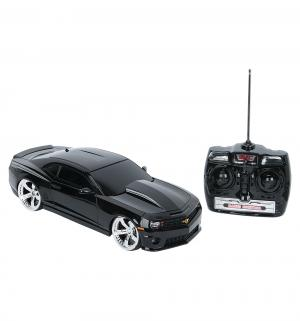 Машинка на радиоуправлении  Chevrolet Camaro, цвет: черный 46 см 1 : 14 GK Racer Series