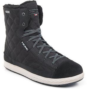 Ботинки Zip GTX Viking для девочки. Цвет: черный