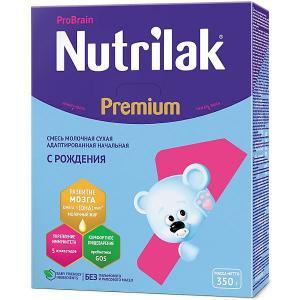 Молочная смесь  Premium 1, с 0 мес, 350 г Nutrilak