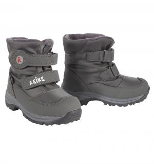 Ботинки  Basic, цвет: серый Reike