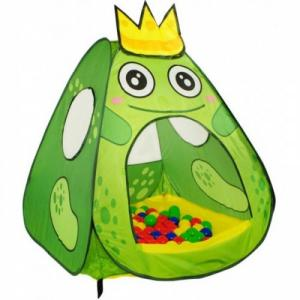 Дом-палатка +100 шаров Царевна-лягушка Calida