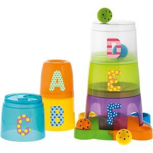 Развивающая игрушка Chicco Занимательная пирамидка