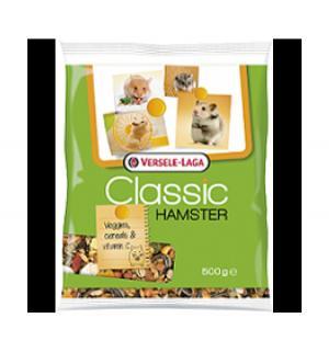 Корм сухой  для хомяков Classic Hamster, 500г Versele-Laga