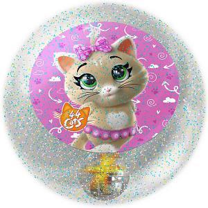 Светящийся мяч  44 котенка, Пилу John. Цвет: лиловый