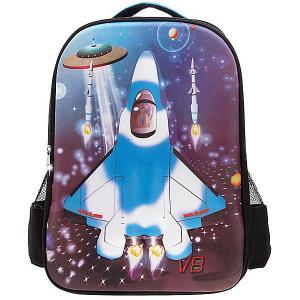 Рюкзак  Самолёт 3D Bags. Цвет: atlantikblau