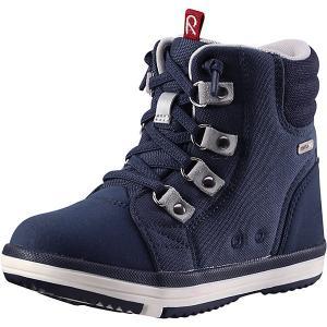 Ботинки  Wetter Wash tec Reima. Цвет: синий