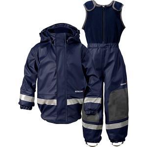 Комплект: куртка и полукомбинезон BOARDMAN DIDRIKSONS1913. Цвет: синий