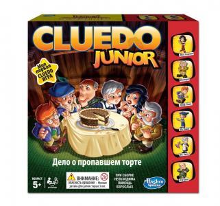 Настольная игра  Клуэдо Мое первое Hasbro Games