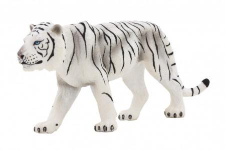 Фигурка Animal Planet Белый тигр XL Mojo