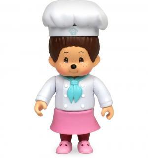 Фигурка  Пекарь Бэсс 7.5 см Monchhichi