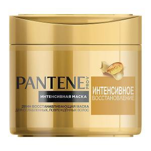 Интенсивная маска для волос  Интенсивное восстановление 300 мл Pantene