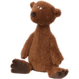 Мягкая игрушка  , Мишка Апчхи! Большой коричневый, 36 см Sigikid
