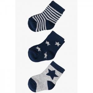 Носки для мальчика 3 пары 5V3903 5.10.15