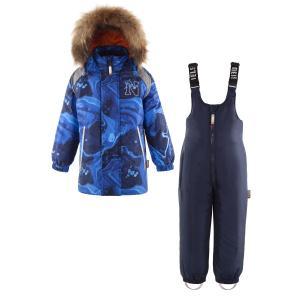 Комплект куртка/полукомбинезон  Eil, цвет: синий Nels