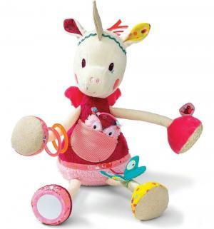 Развивающая игрушка  Единорожка Луиза Lilliputiens