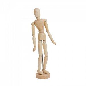 Манекен женский деревянный 30 см Малевичъ