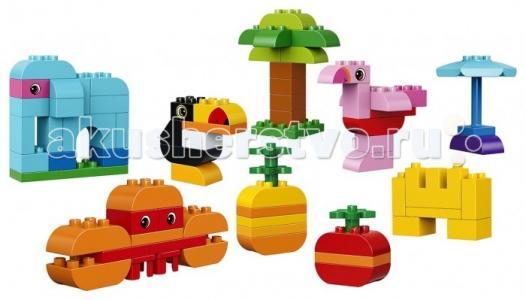 Конструктор  Duplo Набор деталей для творческого конструирования Lego