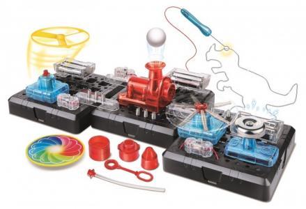 Набор научный Connex: 54 научных эксперимента. Электронный конструктор 38912 Amazing