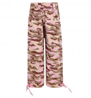 Бриджи , цвет: коричневый/розовый Damy-M