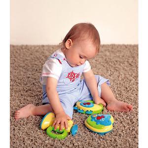 Музыкальная игрушка  Пианино Жирафики. Цвет: разноцветный