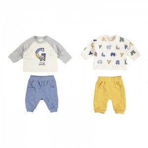 Комплект для мальчика Newborn 2602 Mayoral