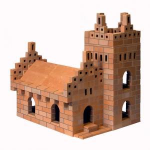 Собор 5 в 1 488 деталей Brickmaster
