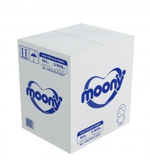 Трусики  Megabox (4-10 кг) 62+58 шт. Moony